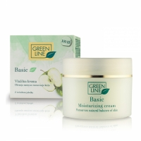 24-hour Basic moisturising cream for normal and combination skin