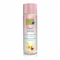 Clear Active refreshing cleansing milk for all skin types