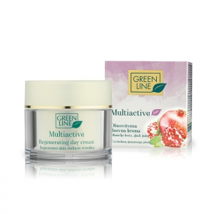 Multiactive regenerating day cream for mature skin