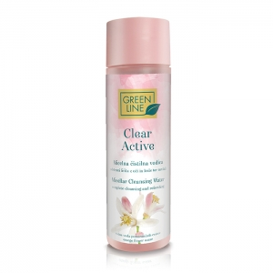 Clear Active micellar cleansing water for all skin types